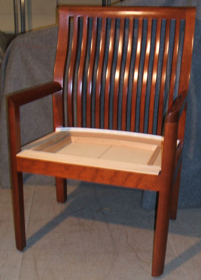 Kimball Carrington Chair | Phoenix Used Furniture